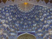 2019 09 28 Samarkand Mausoleum Amir Temur mit wunderschöner Kuppel