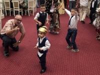 2019 09 29 Samarkand Hochzeitsfeier Nachwuchstänzer