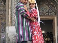 2019 09 29 Samarkand Registanplatz Hochzeitsfotos