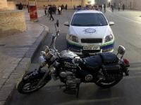 2019 09 30 Buchara Polizeifahrzeuge