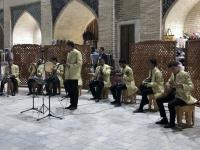 2019 10 01 Buchara Folkloreabend Musikgruppe