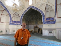 2019 10 01 Buchara Moschee Bolo Hovuz