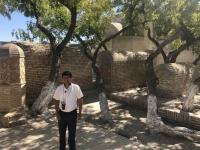 2019 10 01 Buchara Nekropole Chor Bakr Mausoleum