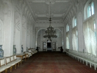 2019 10 01 Buchara Sommerresidenz Schloss Sitorai Empfangssaal