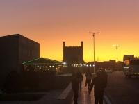 2019 10 01 Buchara Sonnenuntergang