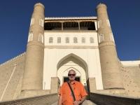 2019 10 01 Buchara Zitadelle Ark Eingang