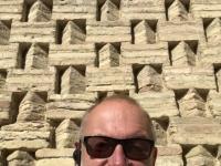 2019 10 01 Usbekistan Mausoleum Samaniden Unesco Historisches Zentrum von Buchara Tafel 1