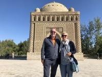 2019 10 01 Usbekistan  Mausoleum Samaniden Unesco Historisches Zentrum von Buchara