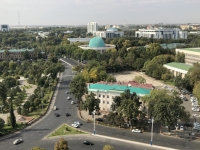 2019 10 03 Taschkent Blick Hotel Usbekistan