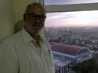 2019 10 03 Taschkent Blick  im Fernsehturm
