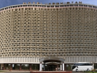 2019 10 03 Taschkent Hotel Usbekistan