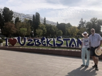 2019 10 03 Taschkent I love Usbekistan