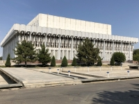 2019 10 03 Taschkent Konzerthalle der Völkerfreundschaft