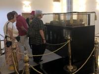 2019 10 03 Taschkent Koranschule Barak ältestes Koranbuch