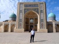 2019 10 03 Taschkent Koranschule Barak
