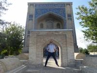 2019 10 03 Taschkent Mausoleum Kaffal