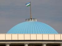 2019 10 03 Taschkent Parlamentskuppel