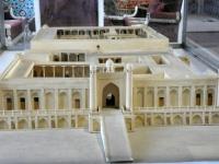 2019 10 04 Kokand Palast Chudoyar Khan Modell