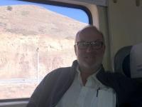 2019 10 04 Zugfahrt von Taschkent nach Kokand Unesco Usbekistan Westliches Tian-Shan_Gebirge 1