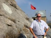 2019 10 05 Osch Heiliger Berg Sulamain_Too mit Flagge