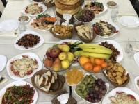 2019 10 05 Osch Hotelrestaurant Abendessen für Nebentisch