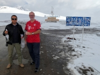 2019 10 07 Kirgisistan Ala Bel Pass auf 3175 Meter Höhe mit RL Ulan
