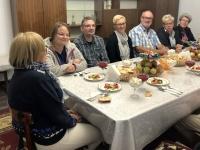 2019 10 07 Kochkor Abendessen im Gästehaus