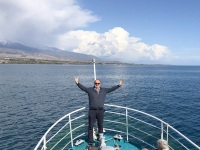2019 10 08 Issyk Kul See Titanic Live