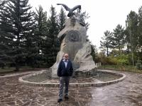 2019 10 09 Gedenkpark Prschewalski Denkmal