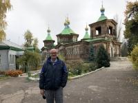 2019 10 09 Karakol russ orthodoxe Holzkirche
