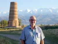 2019 10 10 Burana Turm Unesco Routen der Seidenstraße im Tian Shan-Gebirge