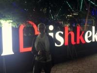 2019 10 10 I love Bischkek