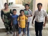 2019 09 29 Samarkand Familie von RL Abdulaziz