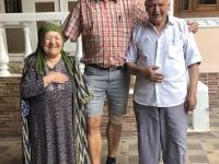 2019 09 29 Samarkand Mittagessen Seniorchefs