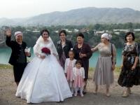 2019 10 06 Fahrt in die Berge Stausee Hochzeit