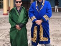 2019 10 09 Karakol Dunganen Moschee mit RL Ulan