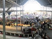 2019 09 28 Samarkand Markthalle 1