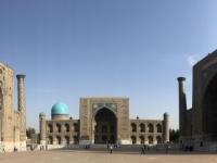 2019 09 29 Samarkand Registanplatz