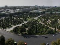 2019 10 03 Taschkent Blick vom Hotel Usbekistan