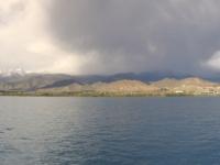 2019 10 08 Schifffahrt Issyk Kul See