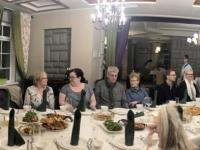 2019 10 10 Bischkek Restaurant Tubeteika