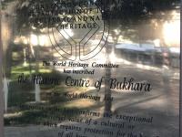 Usbekistan Historisches Zentrum von Buchara Tafel 22