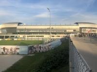 Zugang zu Wörtherseestadion Klagenfurt