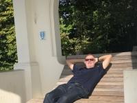Sonnenstrahlen genießen mit Brahms Musik