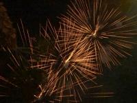 2019 10 19 Feuerwerk anlässlich Bademodenschau
