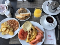 2019 10 20 Erstes perfektes Frühstück auf Teneriffa