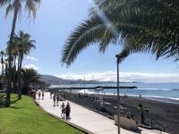 2019 10 20 Wanderung Richtung Playa de las Americas
