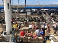 2019 10 22 Ausflug Walbeobachtung Sonnenliegen um 10 Euro