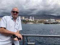 2019 10 22 Ausflug Walbeobachtung Vorbeifahrt beim Hard Rock Hotel vom Vormittag
