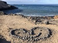2019 10 22 Wanderung nach Playa Paraiso Aussteiger